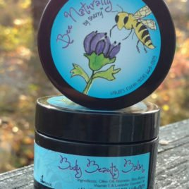 Body Beauty Balm With Organic Ingredients
