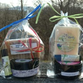 """A Ray Of Sunshine"" & ""Winter Tool Kit"" Gift Bags"