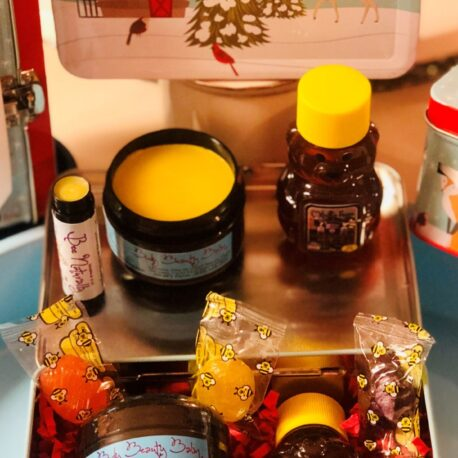 USE PACKED WITH LOVE XMAS LUNCHBOX MFH BNBS $20 GIFT.USE PIC