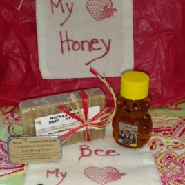 Red Hot Valentine Gift Bag