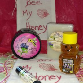 You Are My Sunshine Valentine Gift Bag