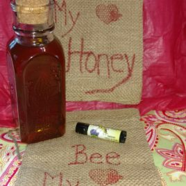 It's All About my Honey Valentine Gift Bag