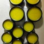 PIC OF 1 AND 2 OZ EXTREME BODY CREME; LID OFF JARS.MFH BNBS