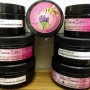 PIC OF 1 AND 2 OZ TGO. EXTREME BODY CREME; LID ON JARS.MFH BNBS