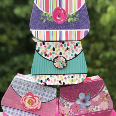 USE PIC OF PURSES GIFT BOXES 1.MFH BNBS